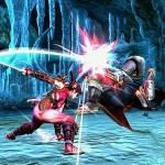 Screenshot: Soul Calibur IV