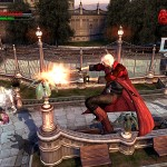 Screenshot: Devil May Cry 4