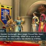 Screenshot: Dragon Quest Swords