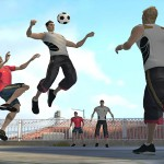 Screenshot: Fifa Street 3