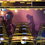 Screenshot: Rock Band