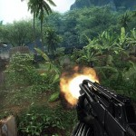 Screenshot: Crysis