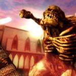 Screenshot: Dark Messiah of Might & Magic: Elements