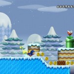 Als Pinguin-Mario habt ihr in den Eis-Levels einen klaren Vorteil