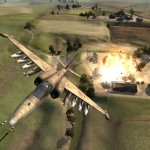 Screenshot: World in Conflict