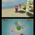 Screenshot: Super Mario 64 DS