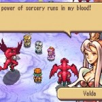 Screenshot: Heroes of Mana