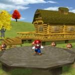 Screenshot: Mario Party 8