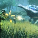 Als menschlicher Soldat spielt sich Avatar wie ein gewöhnlicher Shooter