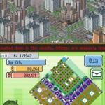 Screenshot: Sim City DS