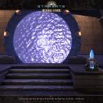 Das Stargate spielt leider nur eine Nebenrolle