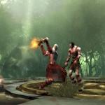 Screenshot: God of War 2