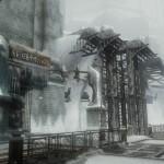 Die Steampunk-Welt ist sehr stimmungsvoll