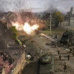 Screenshot: Company of Heroes