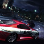 Screenshot: Need for Speed: Carbon (Wii)