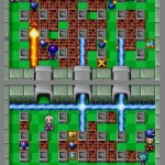 Screenshot: Bomberman (DS)