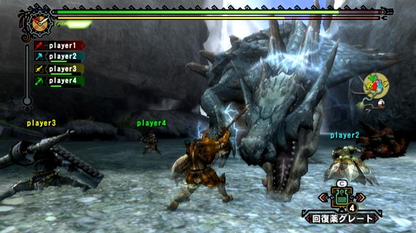 monster hunter tri online spielen