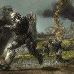 Screenshot: Halo Reach