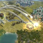 Screenshot: Civilization V