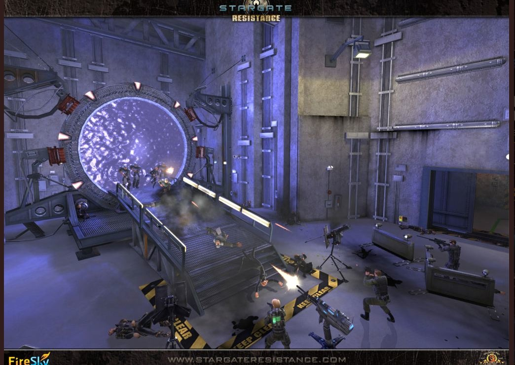 Stargate Worlds & Resistance vor dem Aus