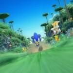 Screenshot: Sonic Colours