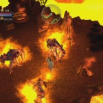 Screenshot: Dungeon Hunter: Alliance