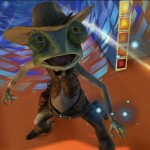 Screenshot: Rango