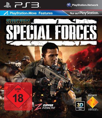 Packshot: SOCOM: Special Forces