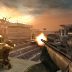Screenshot: Modern Combat 2: Black Pegasus