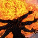 Screenshot: Asura's Wrath