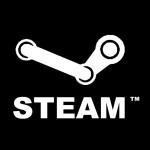 Logo: Steam