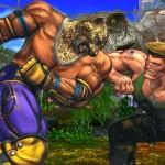 Screenshot: Street Fighter x Tekken