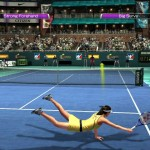 Screenshot: Virtua Tennis 4