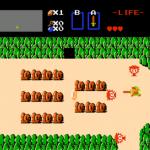 Screenshot: Legend of Zelda