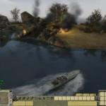Screenshot: Men of War: Red Tide