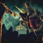 Screenshot: Shadows of the Damned