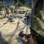 Screenshot: Call of Juarez: The Cartel