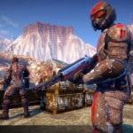 Screenshot: Planetside 2