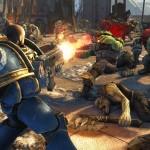 Screenshot: Warhammer 40.000: Space Marine