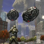 Screenshot: Earth Defense Force: Insect Armageddon
