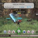 Screenshot: Xenoblade Chronicles