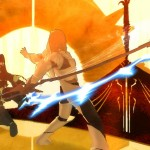 Screenshot: El Shaddai: Ascension of the Metatron